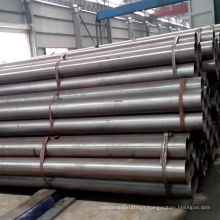 ERW Welded Carbon Black Tube with Oil