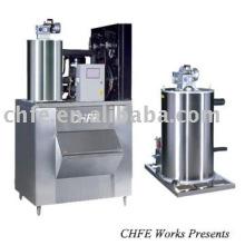 Máquina de hacer hielo de escama/cubo eléctrico