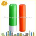 Organic empty eco friendly mini paper tube for lip balm container
