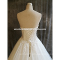 China fábrica OEM suzhou jingbian casamento vestido loja