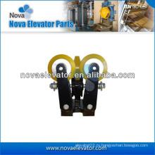 Обувь для катания на роликах с лифтами, ботинки для направляющих роликов для лифтов, ботинки для лифтов и противовес