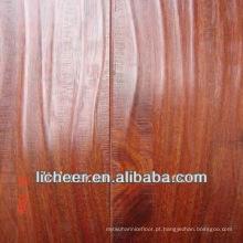 Piso de madeira handscraped / telha de assoalho de classe comercial