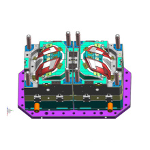 Auto Lamp Plastic Injection Mould