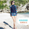 Moda Swimwear Tecido Impressão Digital Asq-019