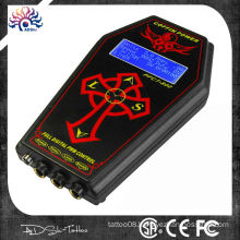 newest professional Coffin Hurricane Tattoo Power Supply with high quality