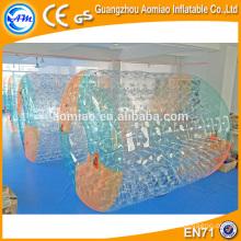 Niños / precio inflable inflable de la bola del rodillo del agua del adulto para la venta