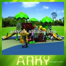 Système de jeu extérieur pour enfants drôle