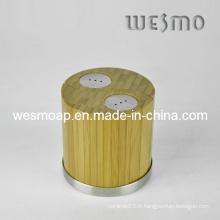 Ensemble Shaker de bambou Tai Ji