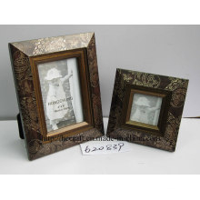 Wooden Frame in Distressing Finish