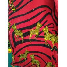 Tissu en coton impression cire africaine Super bloc