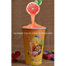 Popular Cold Beverage Paper Cup