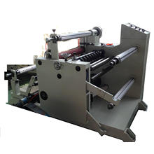 Filme de BOPP / Filme LDPE / PVC Máquina de Rebobinamento