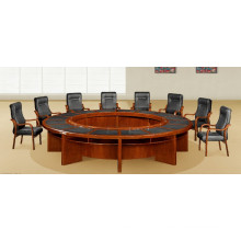 Round 12 People Meeting Table Furniture Design (FOHH-3606#)