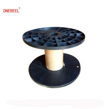 Collapsible Strong Plastic Spool for Wire and Cable