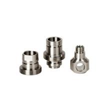 High precision metal machining aluminum cnc fabrication with mirror polishing