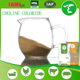 Best sales Animal Feed Addtive choline chloride 60 cas 67-48-1