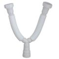 plastic waste pipe fittings
