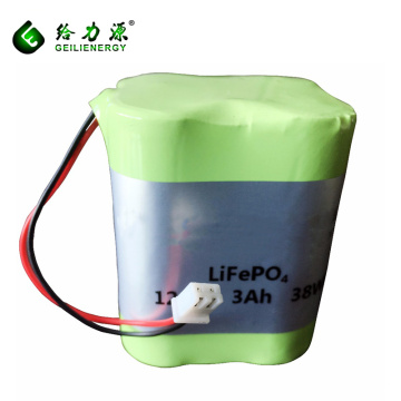 Chine gros 4S1P 12.8 V 3Ah 22650 batterie rechargeable batterie lifepo4 lipo
