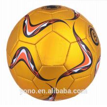 Preço de atacado TPU material máquina costurado bola de futebol de treinamento