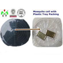 125mm 130mm Bobine de moustique noir bon marché en Chine pour Bangladesh