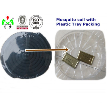 125mm 130mm China Factory Cheap Black Mosquito Coil for Bangladesh