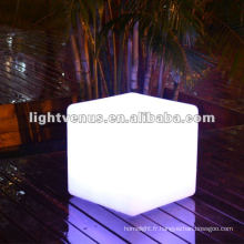 Chaise de changement de couleur de la nouveauté de LED
