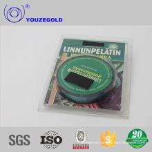 cinta de embalaje marrón del bopp hecha en el mailand de China