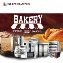 Equipo vendedor caliente 2017 de la panadería del acero inoxidable del CE