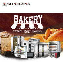 2017 Hot Selling CE stainless Steel Commercial Bakery Equipment