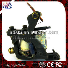 novelty Professional Top High Quality copper coils iron handmade shader tattoo machine