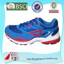 2015 последняя модель нового дизайна сетка верхняя дышащая мужская спортивная обувь