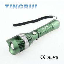 Die meisten leistungsstarke Notfall Led Wiederaufladbare Taschenlampe Taschenlampe
