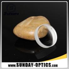 BK7 Diamètre 18mm EFL 30mm Lentilles de verre optiques sphériques convexes