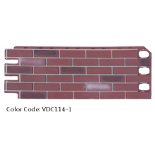 Plastic Siding Panel with Different Colors