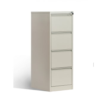 A4 Paper Storage Filing Drawers Grey Office Furniture