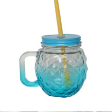 Special cup with straw for children