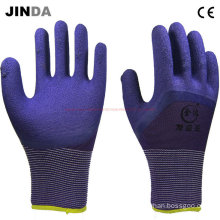 PPE Suppliers Latex Foam Coated Working Gloves (LH304)
