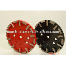 Disque de broyage 250mm pour béton