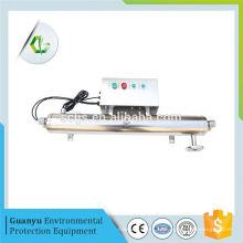 Purification de ligne de production d'eau pure purificateur uv stérilisateur uv