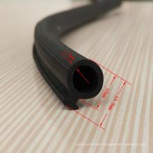 Black Color EPDM Rubber Profile