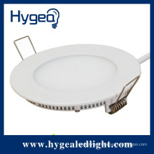 12W ultra thin , round led panel light