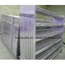 Panneaux de clôture galvanisés par immersion chaude usine de la Chine directement fournie