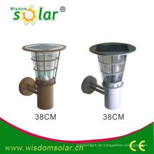 Neue heiße CE im freien Solarwand solar Lampe (JR-2602-B)