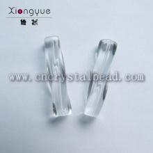 DG11 Bijoux poli en verre cristal