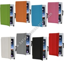 Smart Cover With Back Case For iPad 2&3