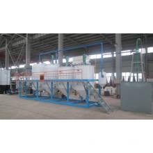 Equipamento de alta qualidade da refinaria de óleo vegetal de 30TPD com ISO9001