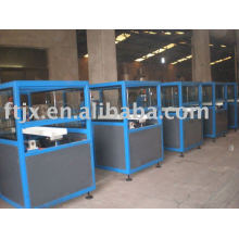 FT plastic PE/PVC pipe no-dust cutting machine/ auxiliary machine