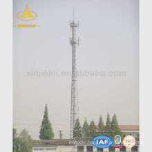 Steel Tubular Telecommunication Tower
