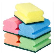 Vaisselle de cuisine Sponge de nettoyage