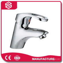 single lever basin faucet cheap brass square bathroom basin faucet
